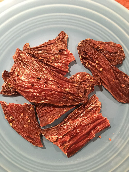Pork Liver Jerky Treats, For the Dog :)